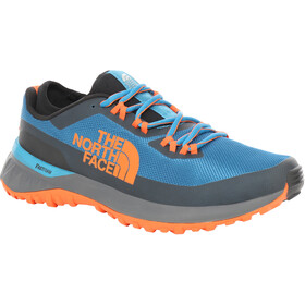 The North Face Ultra Traction Shoes Men baja blue/zinc grey